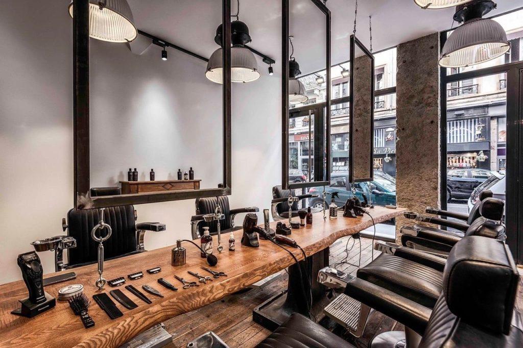 Salon Daniel C Coiffure Homme Barbier 1