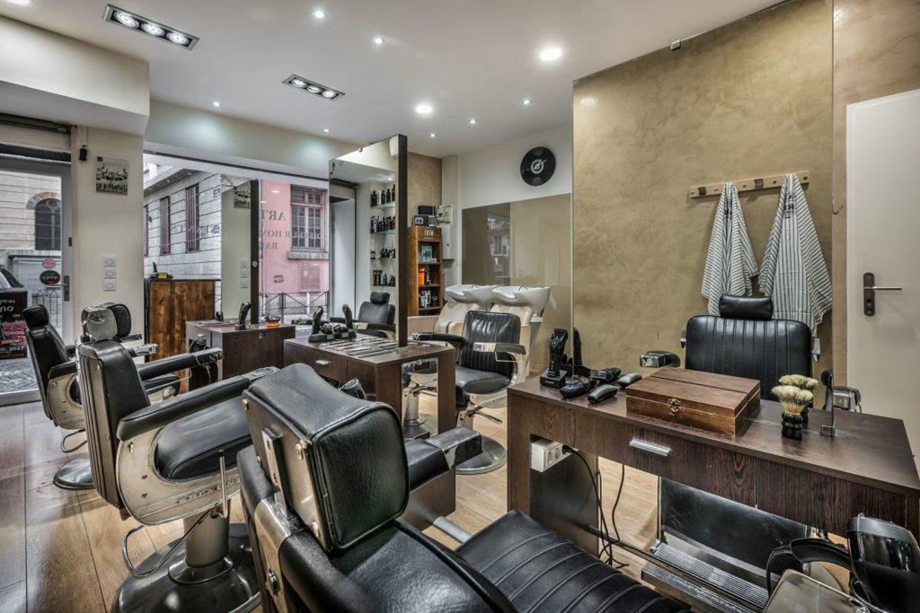 Salon Daniel C Coiffure Homme Barbier 2