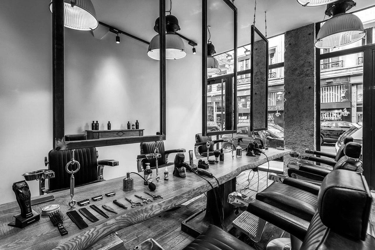 Coiffeur Homme Barbier Barber shopFranklin