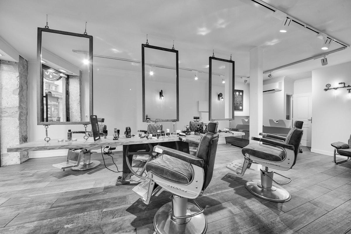 Coiffeur Homme Barbier Barber shop Croix Rousse